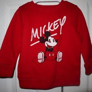 Disney  Jumping Beam Mickey Sweatshirt